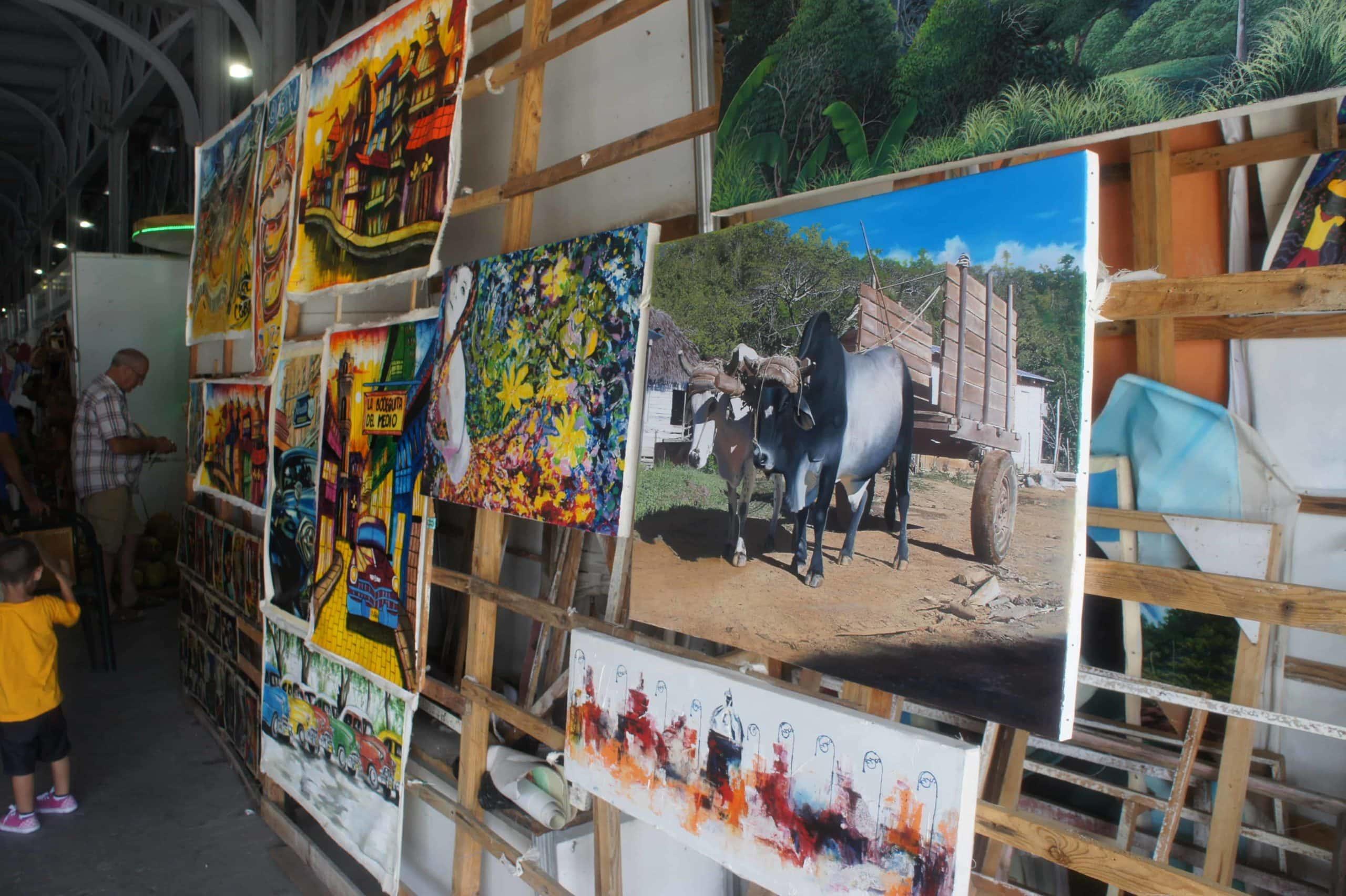 Market - art gallery
