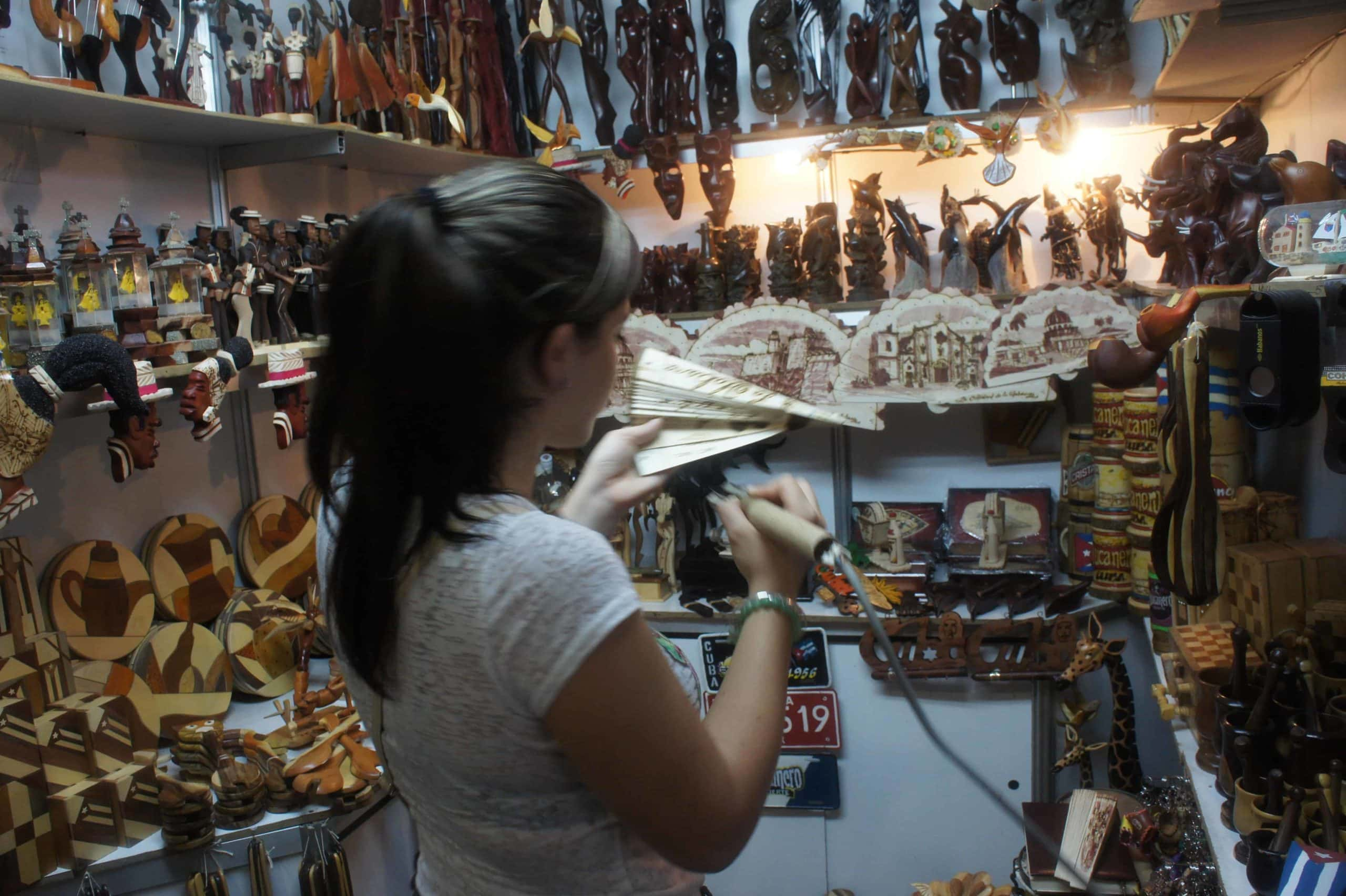 market place Havana