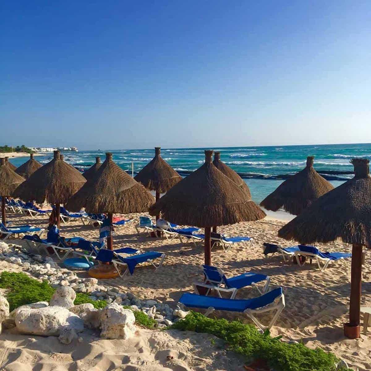 Grand Bahia Principe Coba beach