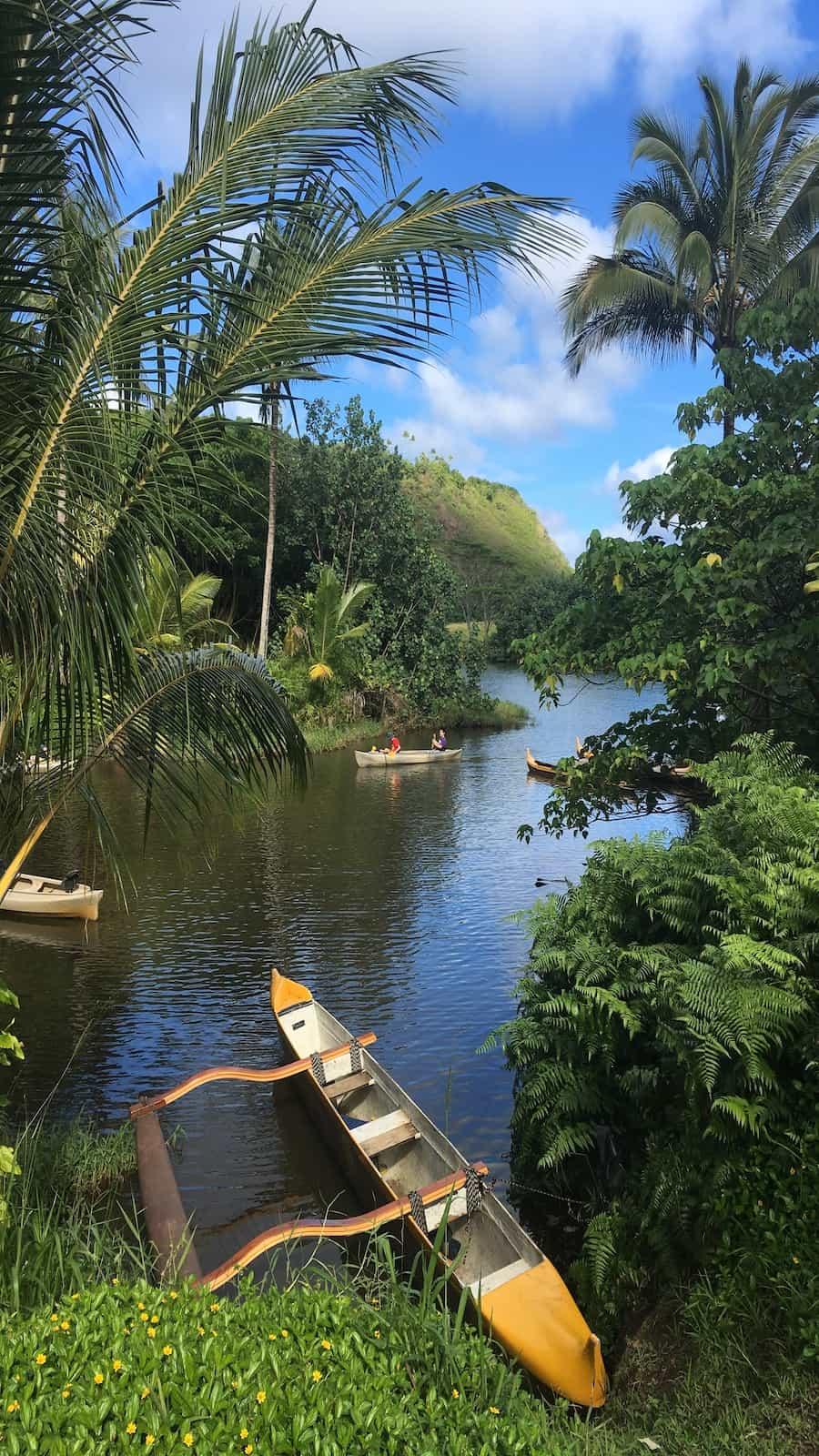 Kauai village museum