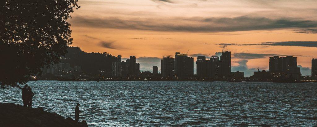 penang skyline