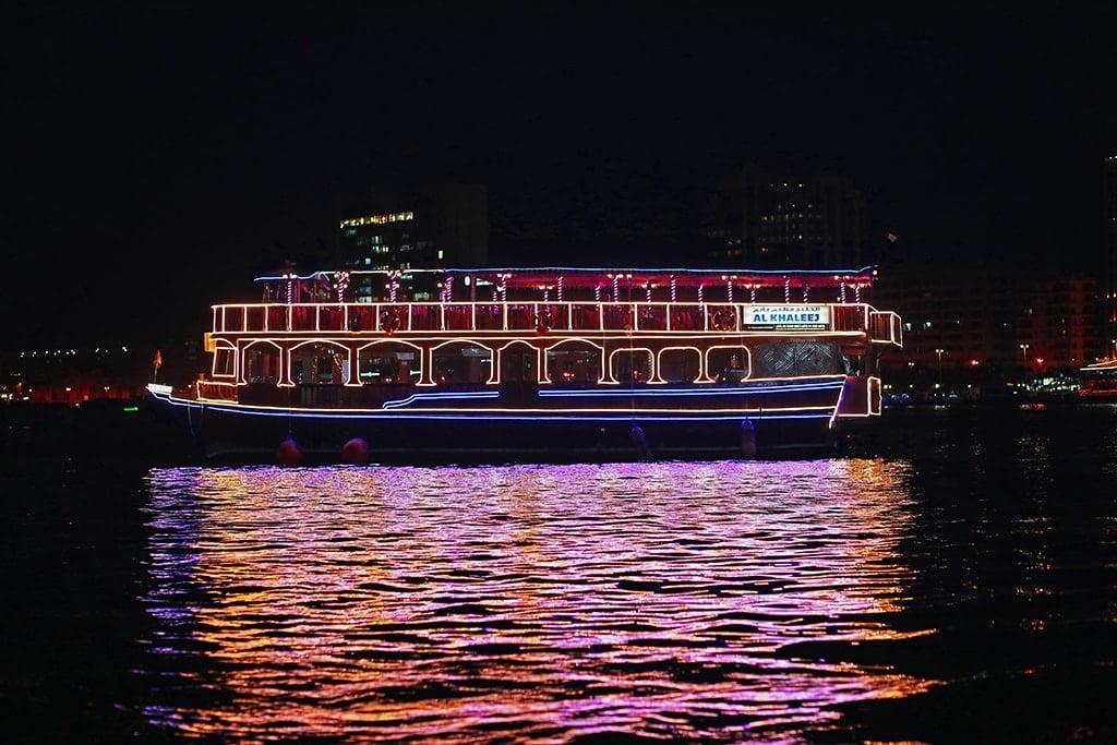 Dhow Cruise Dubai