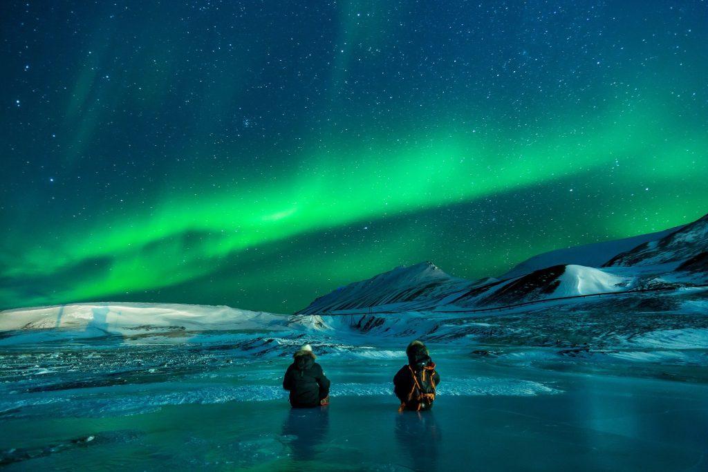 aurora scandinavia