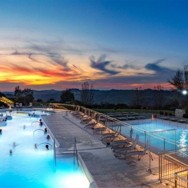 Thermal baths Florence