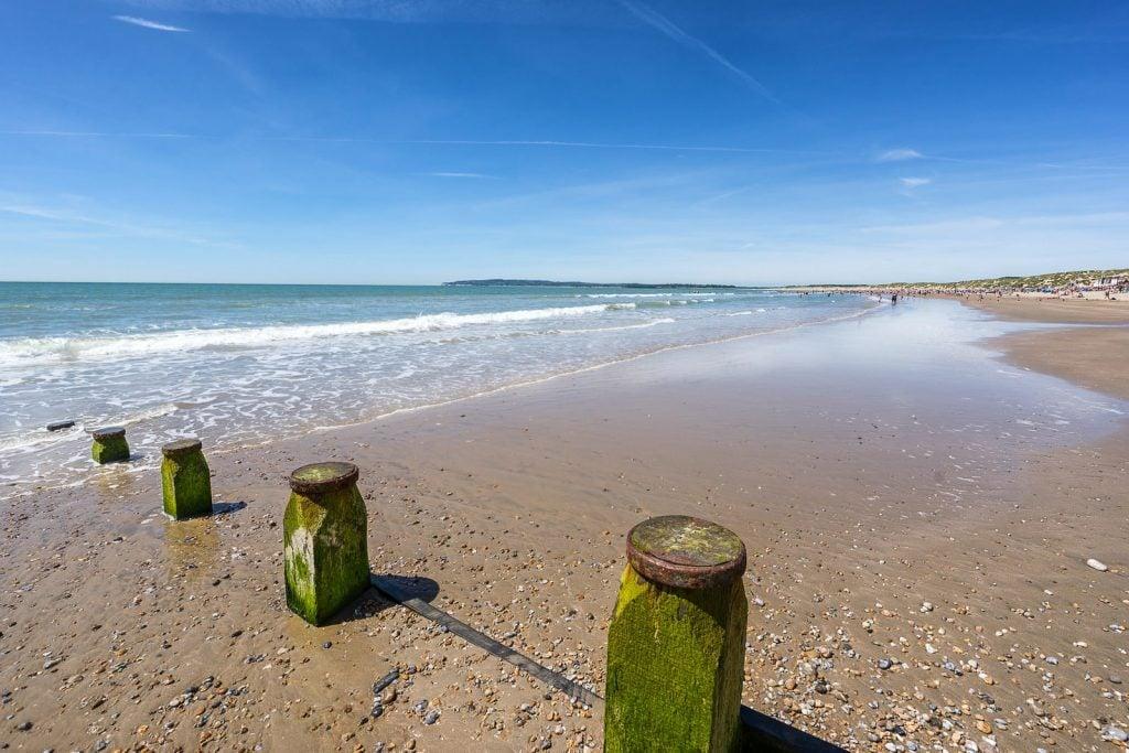 beaches near london camber sands