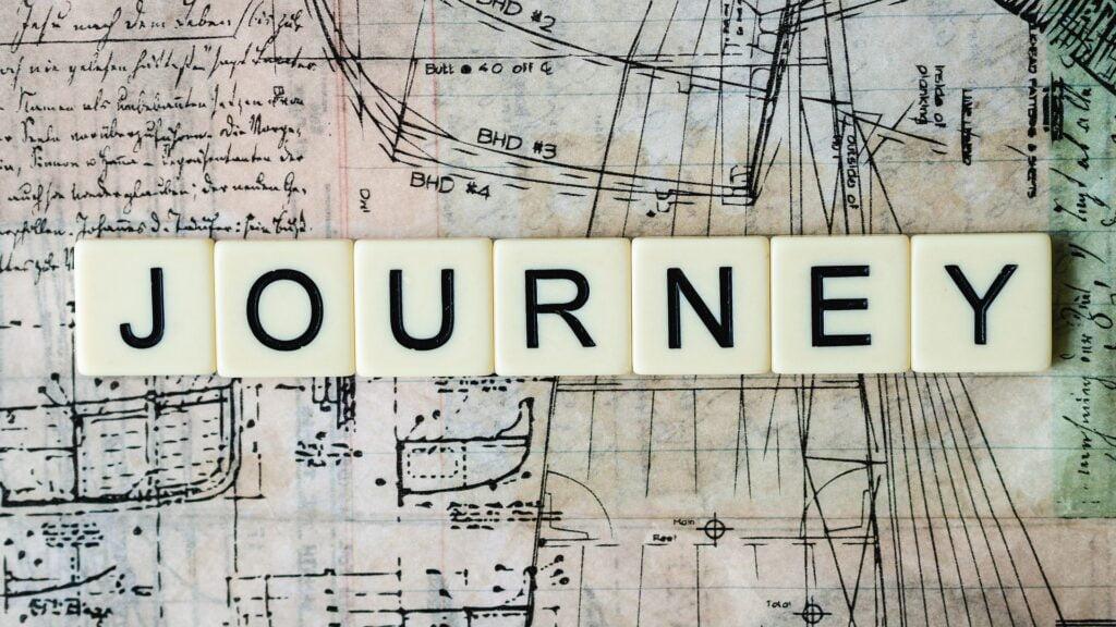 scribble journey